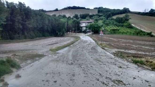 Meteo ASSAM Regione Marche - maggio 2015 Montegranaro