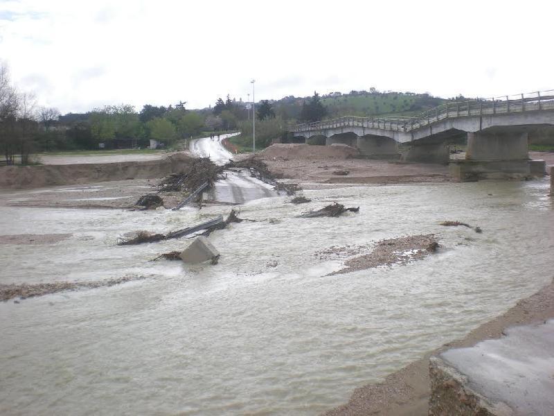 Meteo ASSAM Regione Marche - Guado fiume Fiastra